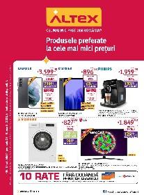 Altex - Produsele preferate la cele mai mici preturi | 25 Martie - 31 Martie