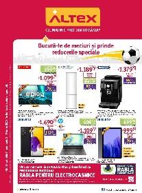Altex - Prinde reducerile speciale | 03 Iunie - 09 Iunie