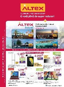 Altex - O vara plina de super reduceri | 24 Iunie - 30 Iunie