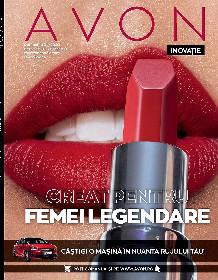 Avon - Pentru Femei Legendare | 27 Februarie - 18 Martie