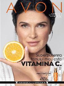 Avon - Superputerea tenului meu este vitamina C | 19 Martie - 08 Aprilie