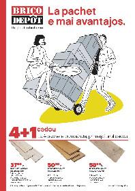 Brico Depot - La pachet e mai avantajos   31 Ianuarie - 01 Martie