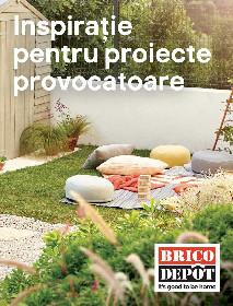 Brico Depot - Inspiratie pentru proiecte provocatoare | 20 Martie - 15 Aprilie