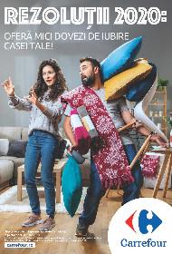 Carrefour - Ofera mici dovezi de iubire casei tale! | 09 Ianuarie - 05 Februarie