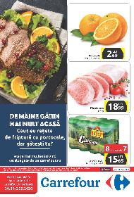Carrefour - Oferte alimentare | 30 Ianuarie - 05 Februarie