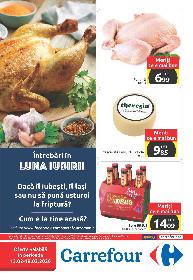 Carrefour - Luna iubirii | 13 Februarie - 19 Februarie