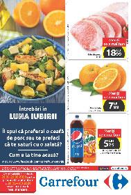 Carrefour - Oferte Alimentare | 20 Februarie - 04 Martie
