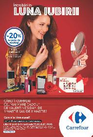 Carrefour - Oferte pentru Luna Iubirii | 20 Februarie - 08 Martie