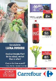 Carrefour - Meriti ce e mai bun | 27 Februarie - 04 Martie