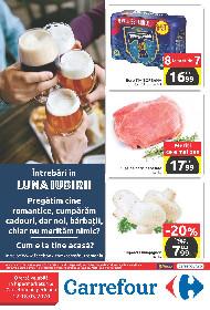 Carrefour - Reduceri la produse alimentare | 12 Martie - 18 Martie