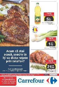 Carrefour - Oferte alimentare | 02 Aprilie - 12 Aprilie