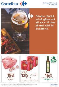 Carrefour - Oferte Alimentare | 23 Aprilie - 29 Aprilie