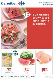 Carrefour - Oferte alimentare | 30 Aprilie - 06 Mai