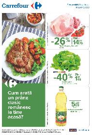 Carrefour - Zilele acestea curatenia o faci de placere | 14 Mai - 27 Mai