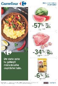 Carrefour - Oferte produse alimentare | 21 Mai - 27 Mai
