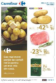 Carrefour - Oferte alimentare | 04 Iunie - 10 Iunie