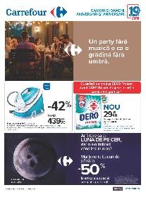 Carrefour - Pana la 50% reducere la articolele semnalizate la raft | 09 Iulie - 22 Iulie