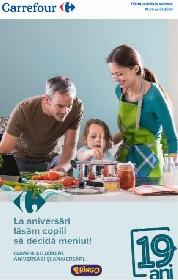 Carrefour - Meriti ce este mai bun | 16 Iulie - 22 Iulie