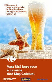 Carrefour - Targ de bere | 23 Iulie - 02 August