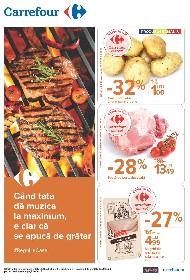 Carrefour -50% reducere la articolele de gatit din gama Biostone | 30 Iulie - 05 August