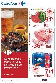 Carrefour - Oferte speciale | 06 August - 12 August