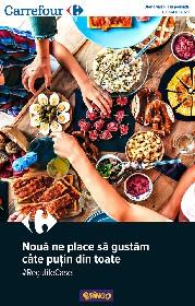 Carrefour - Meriti ce e mai bun | 08 Octombrie - 14 Octombrie
