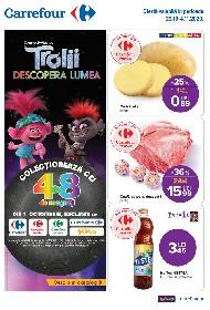 Carrefour - Oferte alimentare si nealimentare | 29 Octombrie - 04 Noiembrie