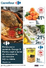 Carrefour - Oferte alimentare si nealimentare | 19 Noiembrie - 25 Noiembrie