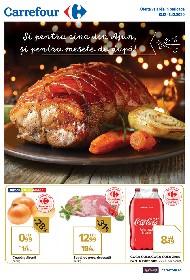 Carrefour - Pentru cina din Ajun | 10 Decembrie - 16 Decembrie