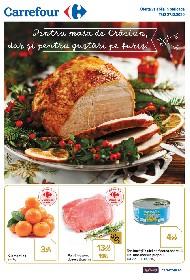 Carrefour - Pentru masa de Craciun | 17 Decembrie - 27 Decembrie