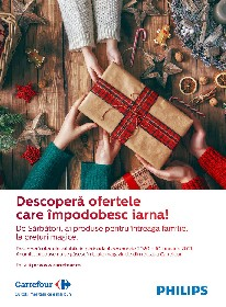 Carrefour - Preturi magice la gama Philips | 04 Ianuarie - 10 Ianuarie