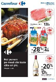 Carrefour - Oferte alimentare si nealimentare | 20 Ianuarie - 27 Ianuarie