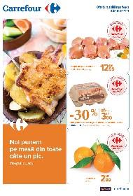 Carrefour - Oferte alimentare si nealimentare | 04 Februarie - 10 Februarie