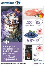 Carrefour - 50% reducere la Delimano Mondo cu punctele autocolante | 11 Februarie - 17 Februarie