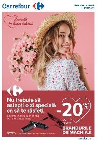 Carrefour - Secrete in luna iubirii | 25 Februarie - 10 Martie