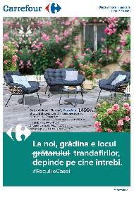 Carrefour - Gradina si camping | 11 Martie - 19 Mai