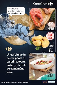 Carrefour - Oferta produse alimentare si nealimentare | 18 Martie - 24 Martie