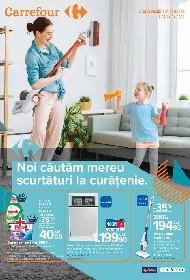 Carrefour - Produse pentru curatenie | 01 Aprilie - 14 Aprilie