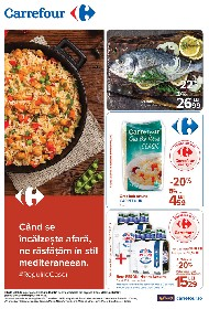 Carrefour - Oferte alimentare | 20 Mai - 26 Mai