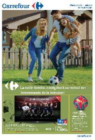 Carrefour - Pregatiri pentru campionat | 20 Mai - 16 Iunie