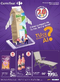 Carrefour - Oferte aniversare | 01 Iulie - 14 Iulie