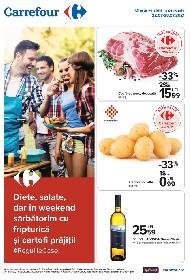 Carrefour - Oferte alimentare | 22 Iulie - 28 Iulie