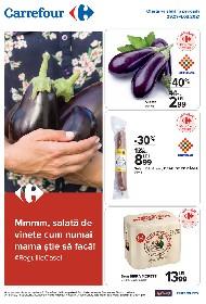 Carrefour - Oferte alimentare | 29 Iulie - 04 August