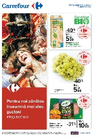 Carrefour - Oferte alimentare  | 05 August - 11 August