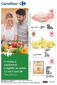 Carrefour - Oferte alimentare si nealimentare | 26 August - 01 Septembrie