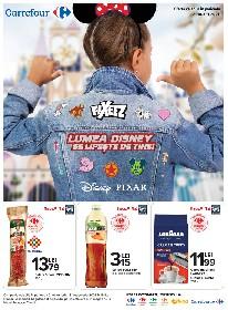 Carrefour - Lumea Disney se lipeste de tine | 21 Octombrie - 03 Noiembrie