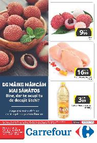 Carrefour - Oferte alimentare | 16 Ianuarie - 22 Ianuarie