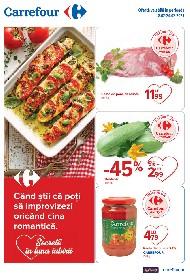 Carrefour - Oferte alimentare | 18 Februarie - 24 Februarie