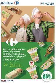 Carrefour - Oferta produse Bio | 25 Februarie - 03 Martie
