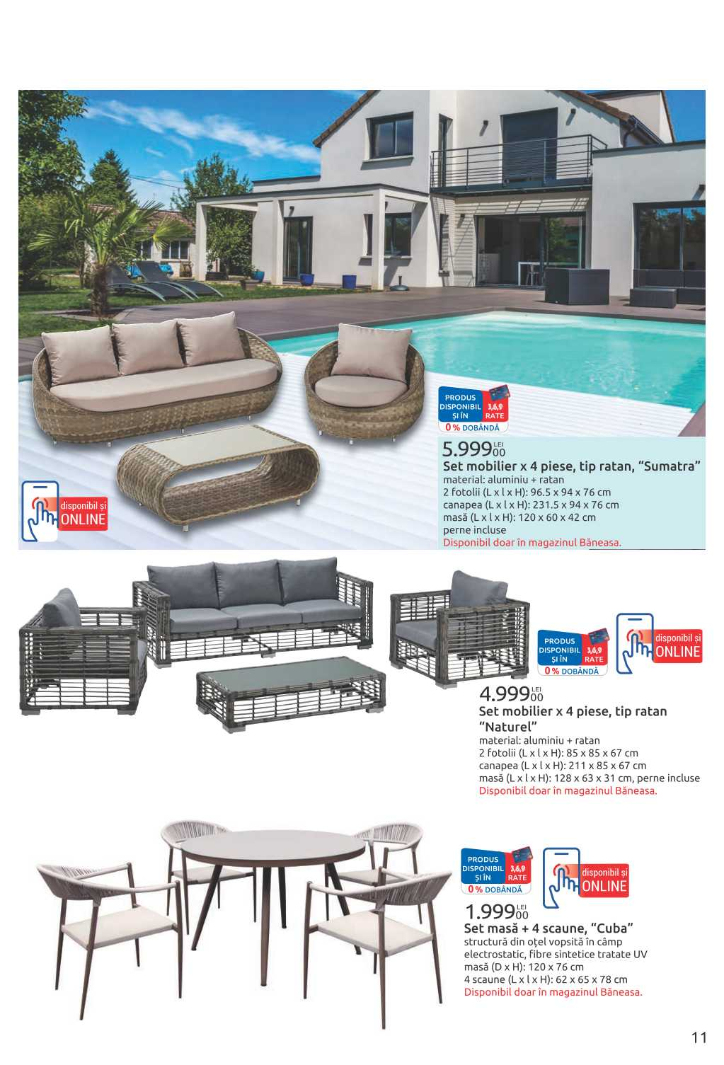 Carrefour Produse Camping Si Mobilier Gradina Paginile 11 20